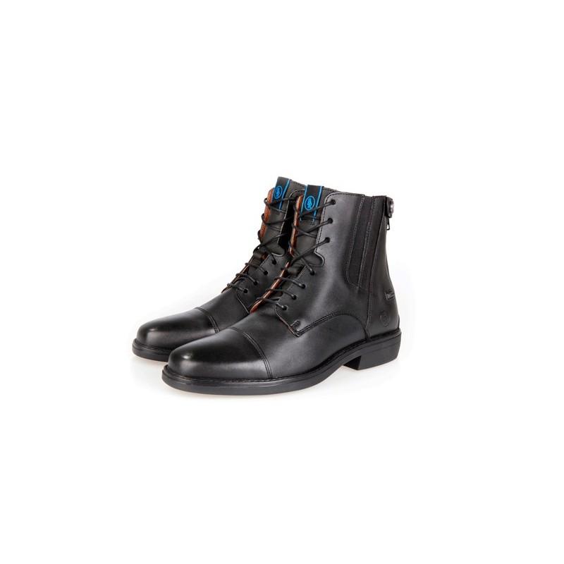 BR - Boots Confort Line Noblesse à laçets