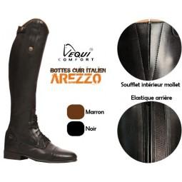 Equi-Confort - Bottes cuir italien Arezzo