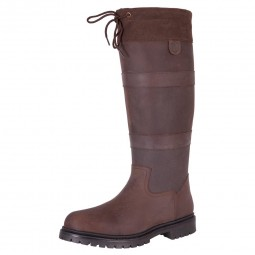 BR - Bottes Outdoor Country nubuck imperméable