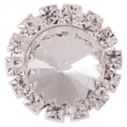 BR - Spirale pour chignon Crystal