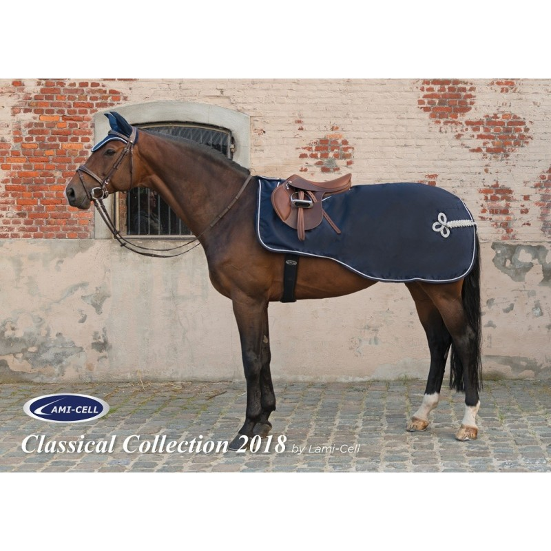 Lamicell - Couvre-reins imperméable/polar Classical